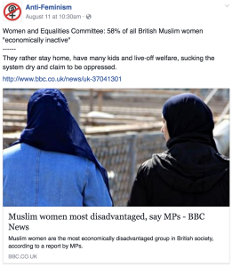 BBC Muslim Women Employment